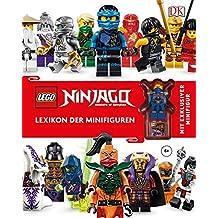 LEGO® NINJAGO® Lexikon der Minifiguren: Mit exklusiver Minifigur