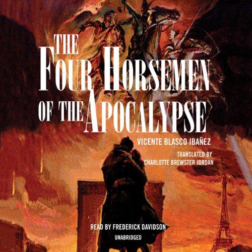 The Four Horsemen of the Apocalypse  Audiolibri