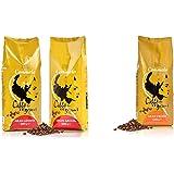 Consuelo Gran Aroma - Café en grano italiano - 2 x 1kg + Gran Crema Café en grano italiano, 1 kg