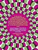 Das Ausmalbuch der optischen Illusionen: Unglaubliche Effekte mit Farben und Formen! -