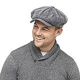 Heatguard -  Basco scozzese  - Uomo grigio Grey