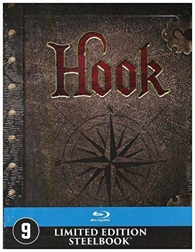 Hook - Limited Steelbook Edition (EU-Import mit deutscher Sprache)