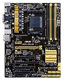 Asus A88X-Plus Mainboard Sockel AMD FM2+ (ATX, 4x DDR3 Speicher, VGA, 2x USB 3.0, 4x USB 2.0)