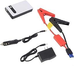 Auto Ladegerät, 12V 12000mAh Auto Sprungs Starter Maschinen Notladegerät Doppelauto Adapter USB Ladegeräte Energien Bank, für iPhone X / 8/8 Plus Galaxie S9 / S8 / S7 Anmerkung 8/7