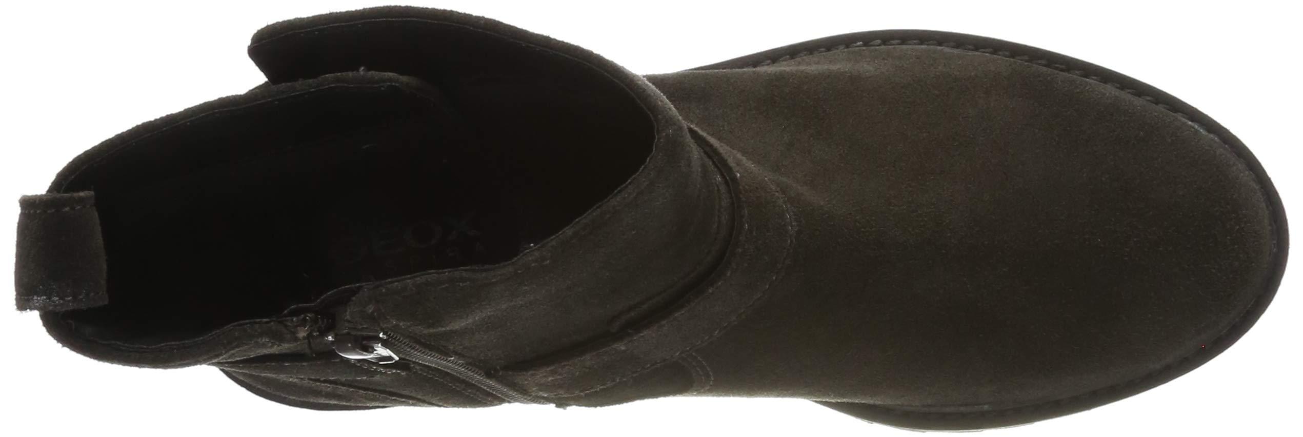 Geox Damen D Hoara G Biker Boots 7