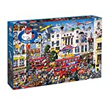 "Gibsons ""I love London"" Puzzle, 1000 Teile."