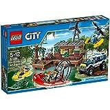 Lego® City - 60068 - Jeu De Construction - La Cachette Des Bandits