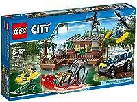 LEGO City Police 60068 - Il Nascondiglio dei Ladri - LEGO - Casa e cucina