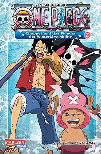 One Piece: Chopper und das Wunder der Winterkirschblüte, Band 2