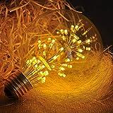 KINGSO E27 G95 Ampoule LED Globe Edison Décorative Lampe Rétro 3W 220-240V Incandescente Vintage Antique Non-Dimmable