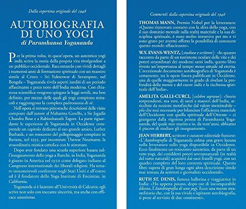 Zoom IMG-2 autobiografia di uno yogi