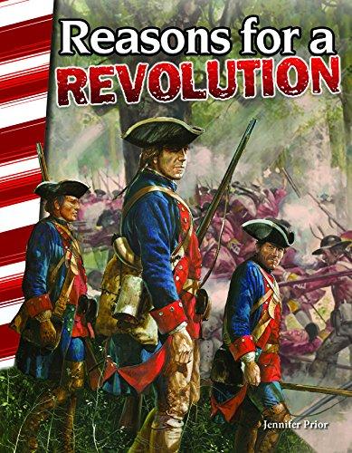 Amerikanische Reader Die Revolution (Reasons for a Revolution (Social Studies Readers))