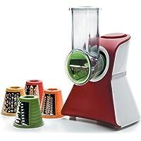 Lacor Hachoir - râpe électrique à légumes 5 lames - 150W Hachoir