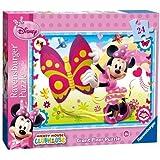 Ravensburger Disney Minnie Mouse Giant Floor Puzzle (24 Pieces) by Ravensburger