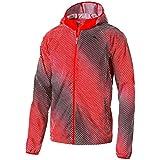 PUMA Packable Woven Jacket - Chaqueta cortavientos para hombre, color rojo, talla M