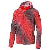 Puma Blouson compact tissé, rouge vif, taille XXL, mixte, Packable Woven Jacket, Red Blast
