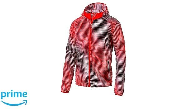 In Packable Woven Ripiegabile Giacca Xxl Rossa Blast Jacket Red Tessuto Puma Taglia Unisex 8gUwE