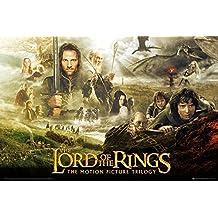GB eye LTD, El Señor de los Anillos, Trilogy, Maxi Poster, 61 x 91,5 cm