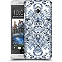 Official Micklyn Le Feuvre Calligraphy Doodle Pattern Mandala 2 Hard Back Case for HTC One mini
