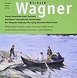 Grosse Ouvertüren: Tannhäuser - Lohengrin - Meistersinger von Nürnberg - Fliegende Holländer - Rienzi - Faust -
