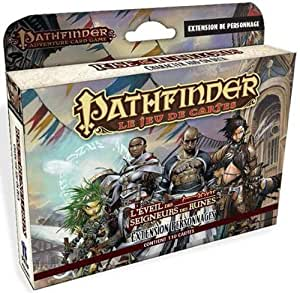 Pathfinder Le Jeu de Cartes : L'Eveil des Seigneurs des Runes - Extension Personnages