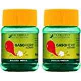 Dr. Vaidya's New Age Ayurveda | Gasoherb Pills | Ayurvedic Pills For Abdominal Gas, Bloating, Belching and Indigestion…