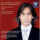 Felix Mendelssohn Bartholdy, Johannes Brahms, Robert Schumann: Die Erste Walpurgisnacht / Nänie / Der Königssohn - Liveaufnahme aus der Kirche St. Michael in München