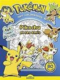 Mes coloriages - Pikachu et ses amis...