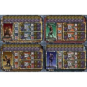 Abba games – Juego de Mesa Portal of Morth, Multicolor ( )