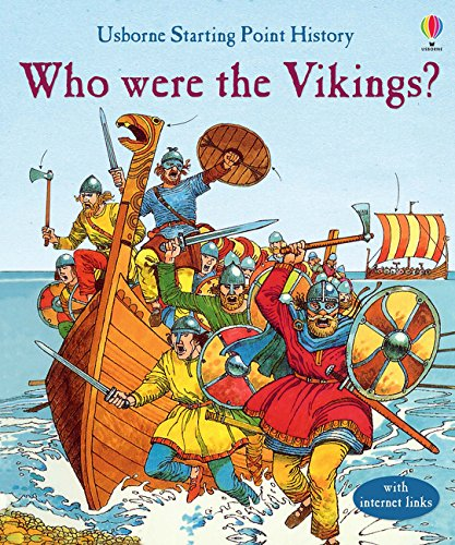Who Were the Vikings ?