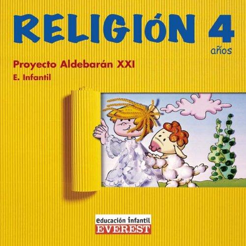 Religión 4 años. Proyecto Aldebarán XXI. CD de Canciones: Educación infantil