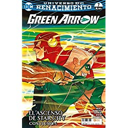 Green Arrow vol. 2, núm. 07 (Renacimiento)