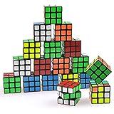YOTINO 18 Pezzi Mini Cubo di 3x3, Cubo di 3x3 Originale per Bambini, Cubo Puzzle
