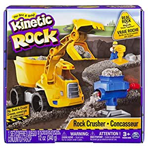Kinetic Rock Rock Crusher Exclusive by Kinetic