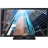 Samsung S24E450BL 59,94 cm Wide (23,6 Zoll) Monitor (DVI, D-Sub, 5ms Reaktionszeit) schwarz