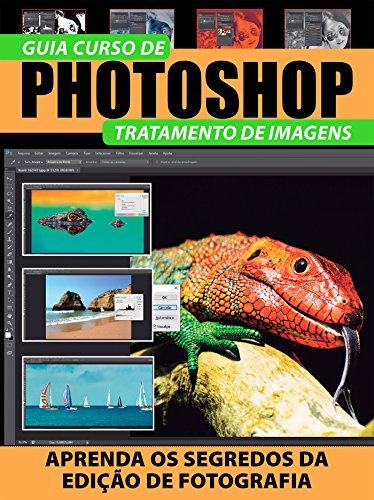 Guia Curso de Photoshop Ed.1: Tratamento de imagem (Portuguese Edition) por On Line Editora