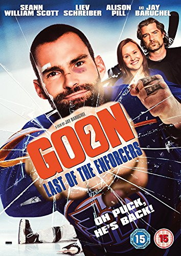 Goon 2: The Last Of The Enforcers [DVD] [Reino Unido]