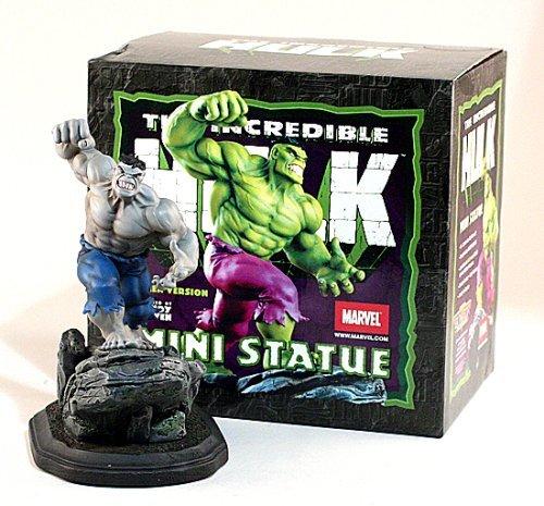Incredible Hulk (Gray Variant) Mini Statue Bowen Designs! by Bowen Designs