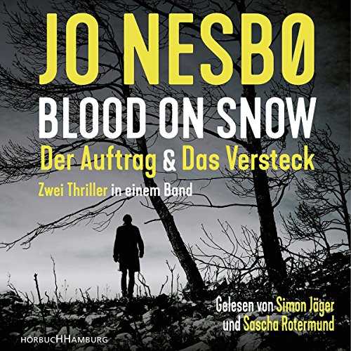 Blood on Snow. Der Auftrag & Das Versteck: Zwei Thriller in einem Band: 2 CDs