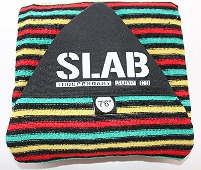 Slab-Funda calcetin surf - 7'6 Dark raimbow