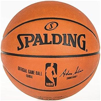 Spalding NBA Game Sz.7 (74-569Z) Balón de Baloncesto 9e43d6008abdf