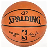 Spalding NBA Gameball, orange, 7, 3001510010317