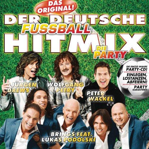 Der deutsche Fussball Hitmix -...