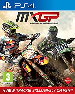MXGP - The Official Motocross Videogame (PS4) (B00N8I0G1Y) | Amazon Products