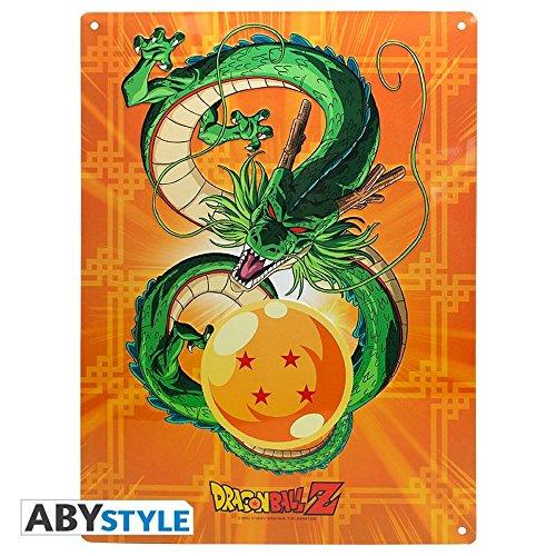 echschild - Shenlong Logo - 38 x 28 cm (Dragon Ball Z Cell Kostüm)