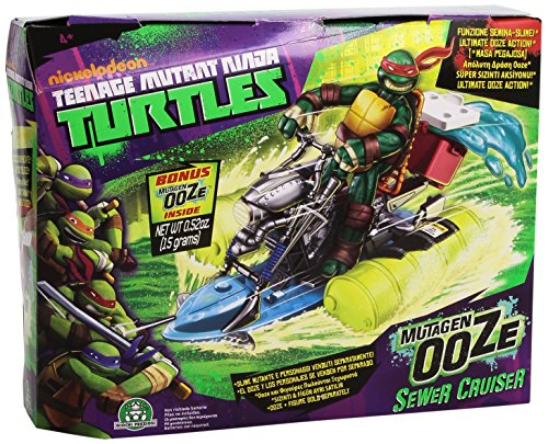 Teenage Mutant Ninja Turtles Sewer Cruiser