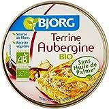 Bjorg Terrine Aubergines Bio 125 g