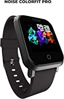 Noise ColorFit Pro Fitness Watch/Smartwatch/ FitnessBand | Bluetooth Smart Band with Detachable Strap | Wide Screen...