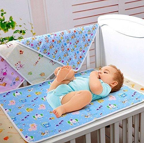 Preisvergleich Produktbild Baby & Kleinkind Wasserdicht Waschbar Windel Wickeltisch Pad S M L