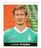 No.110 Jurica Vranjes - Werder Bremen - Bundesliga Fussball 2007/2008 - Panini